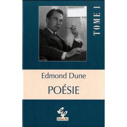 DUNE, Edmond: Poésie