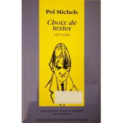 MICHELS, Pol: Choix de...