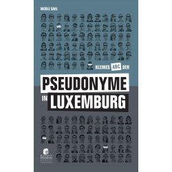 Pseudonyme in Luxemburg
