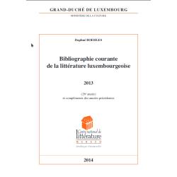 Bibliographie de la...