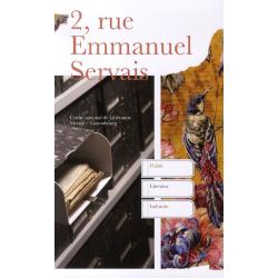 2, rue Emmanuel Servais -...