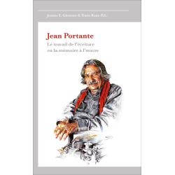 Jean Portante – Le travail...
