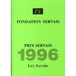 Prix Servais 1996 Lex Jacoby