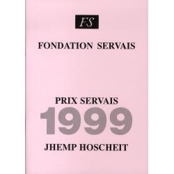 Prix Servais 1999 Jhemp...