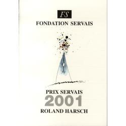 Prix Servais 2001 Roland...