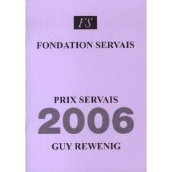 Prix Servais 2006 Guy Rewenig