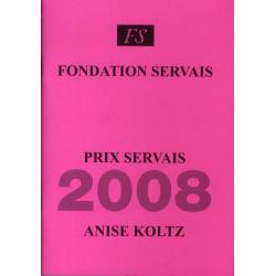 Prix Servais 2008 Anise Koltz