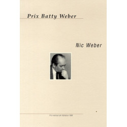 Prix Batty Weber: Nic Weber