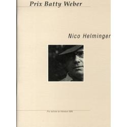Prix Batty Weber: Nico...