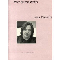 Prix Batty Weber: Jean...