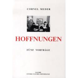 MEDER, Cornel: Hoffnungen