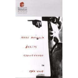Pierre Buraglio: Écrits...